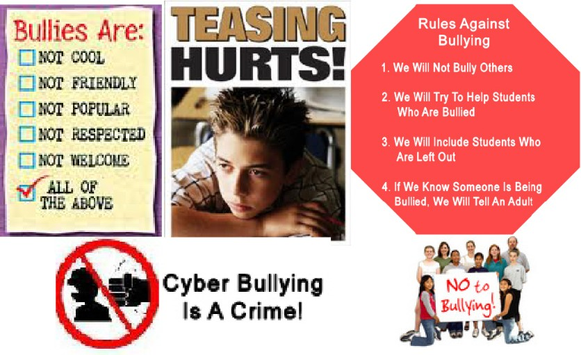 topics bullying cyber